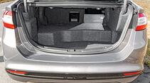 Ford Mondeo Hybrid, Kofferraum