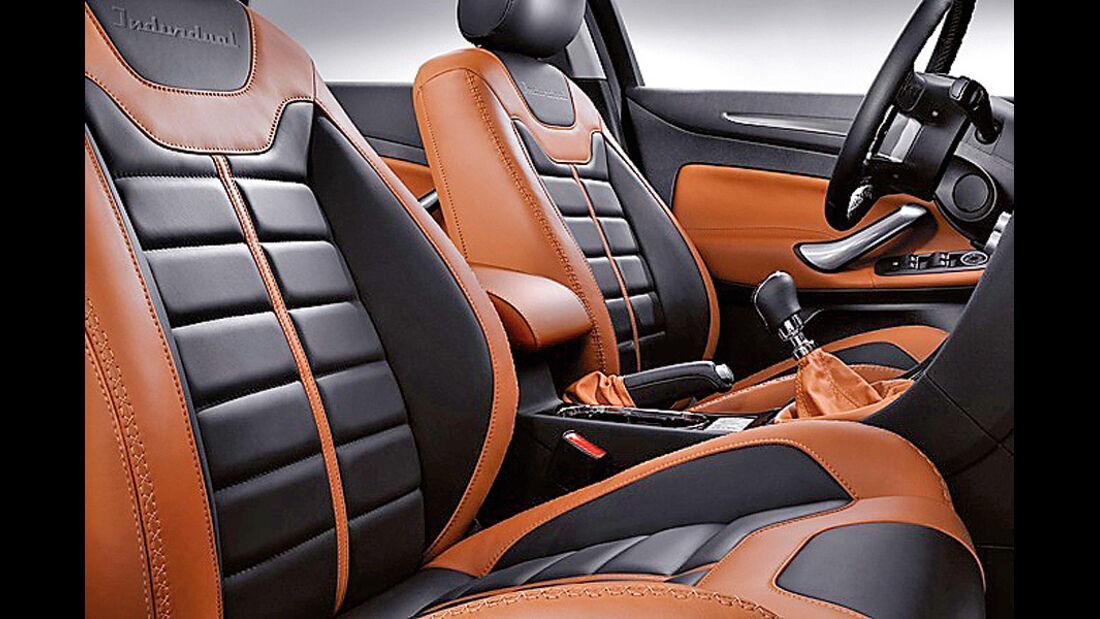 Ford Mondeo, Individual-Ausstattung