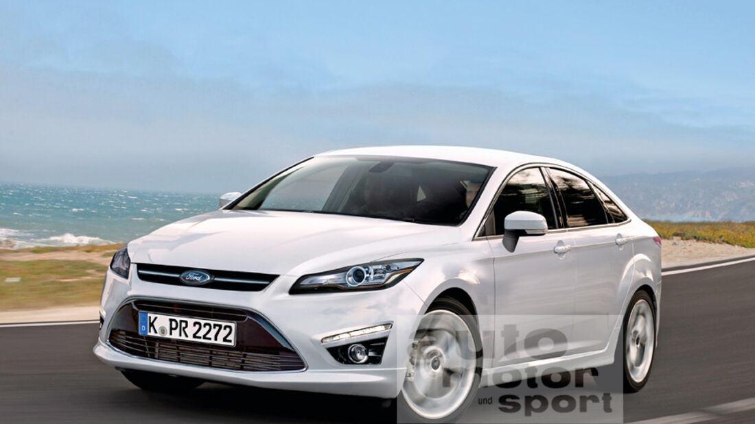 Ford Mondeo Kinetic Design 2.0