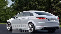 Ford Mondeo Kinetic Design 2.0, Seitenansicht