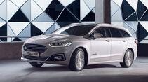 Ford Mondeo Modellpflege 2019