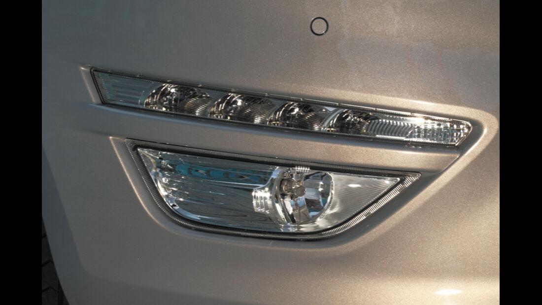 Ford Mondeo, Rücklichter