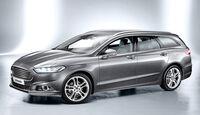 Ford Mondeo, Seitenansicht