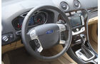 Ford Mondeo Turnier 2.0 Eco-Boost SCTi, Cockpit