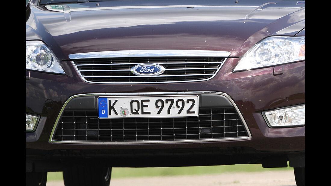 Ford Mondeo Turnier 2.0 Eco-Boost SCTi, Kühlergrill