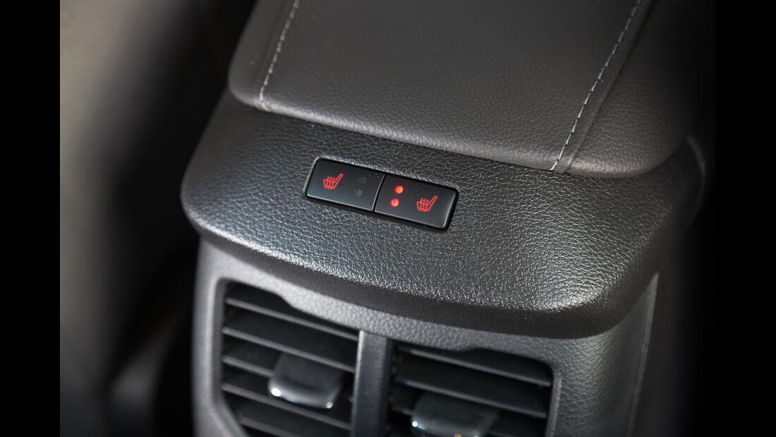 Ford Mondeo Turnier 2.0 TDCI, Sitzheizung