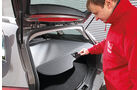 Ford Mondeo Turnier 2.2 TDCI, Kofferraum, Gepäckrollo