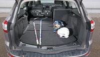 Ford Mondeo Turnier 2.2 TDCI, Kofferraum, Ladefläche
