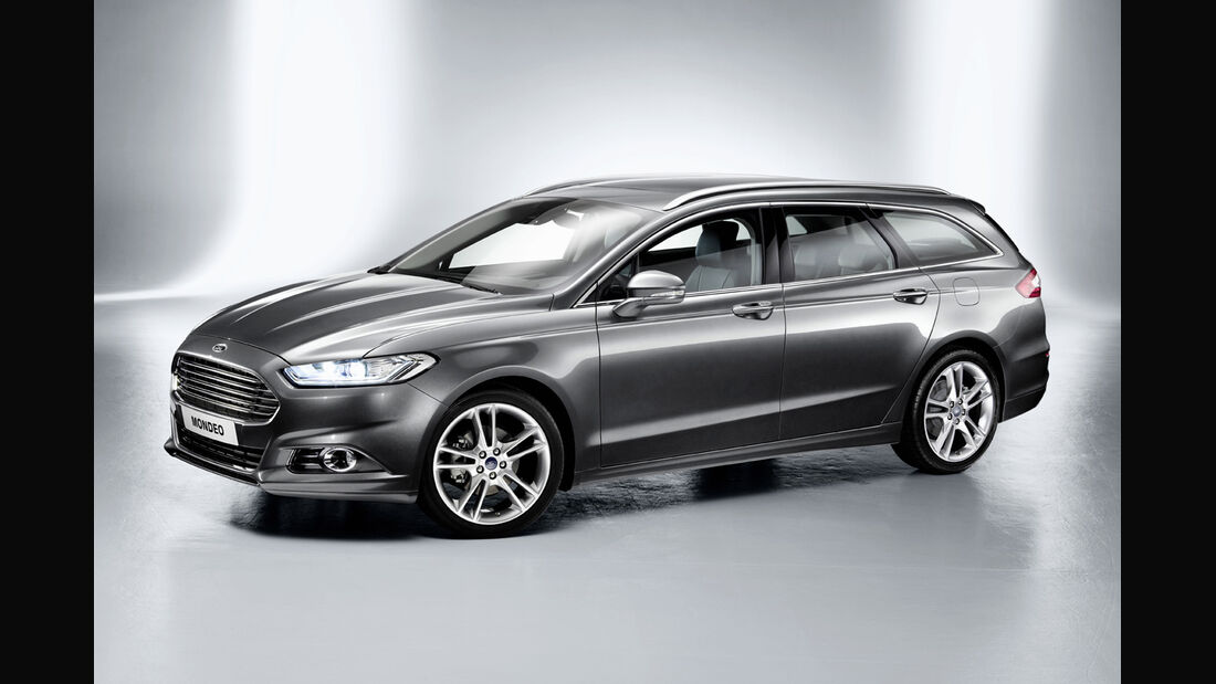 Ford Mondeo Turnier 2013
