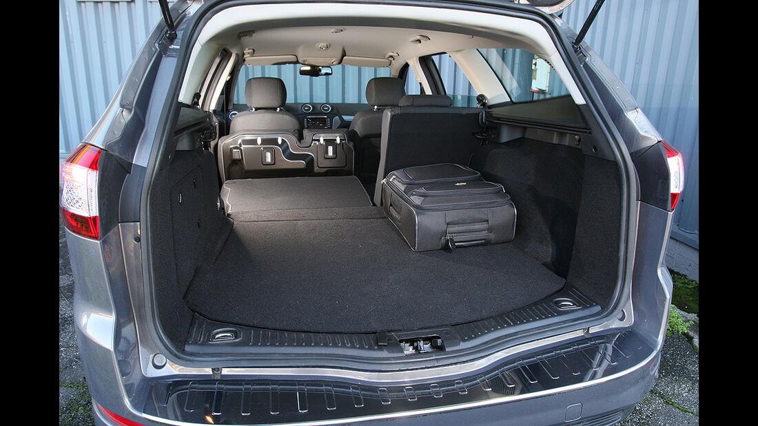Ford Mondeo Turnier, Kofferraum