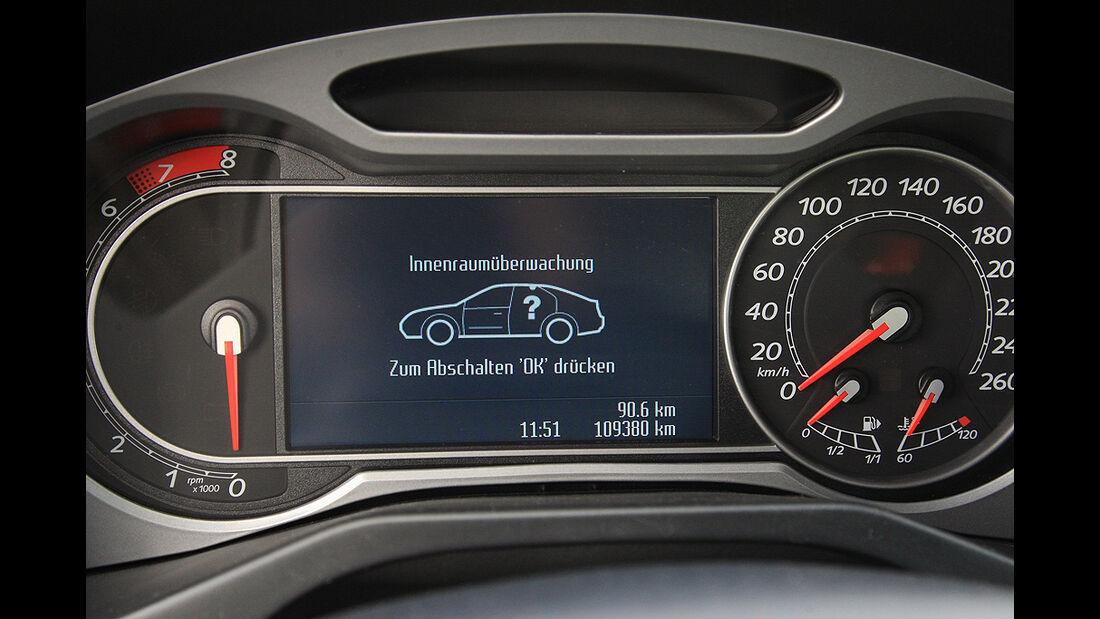 Ford Mondeo Turnier, Navigationssystem