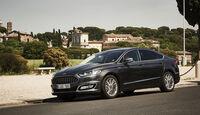 Ford Mondeo Vignale Fahrbericht Rom
