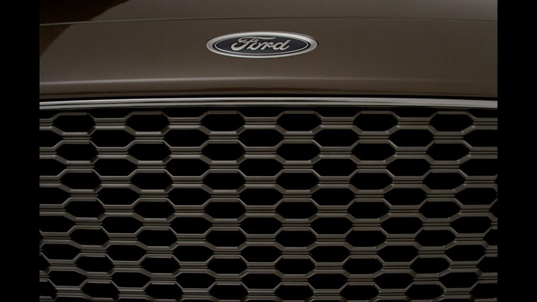 Ford Mondeo Vignale, Kühlergrill