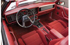 Ford Mustag III Cockpit 1984