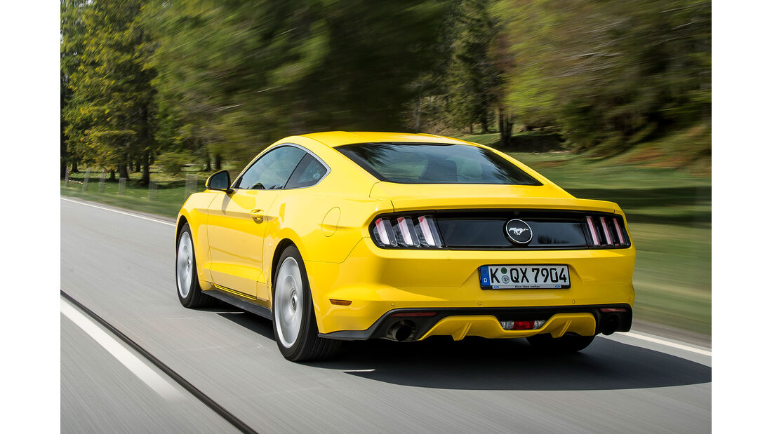 Ford Mustang 2.3 Ecoboost