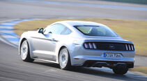 Ford Mustang 2.3 Ecoboost, Heckansicht