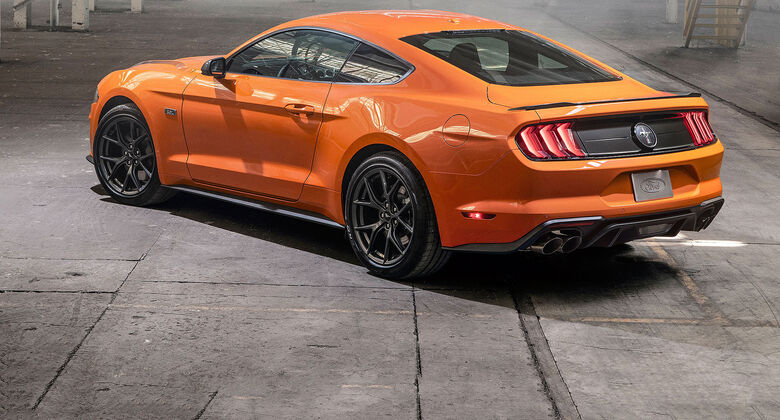 Ford Mustang 2,3 L High Performance Package
