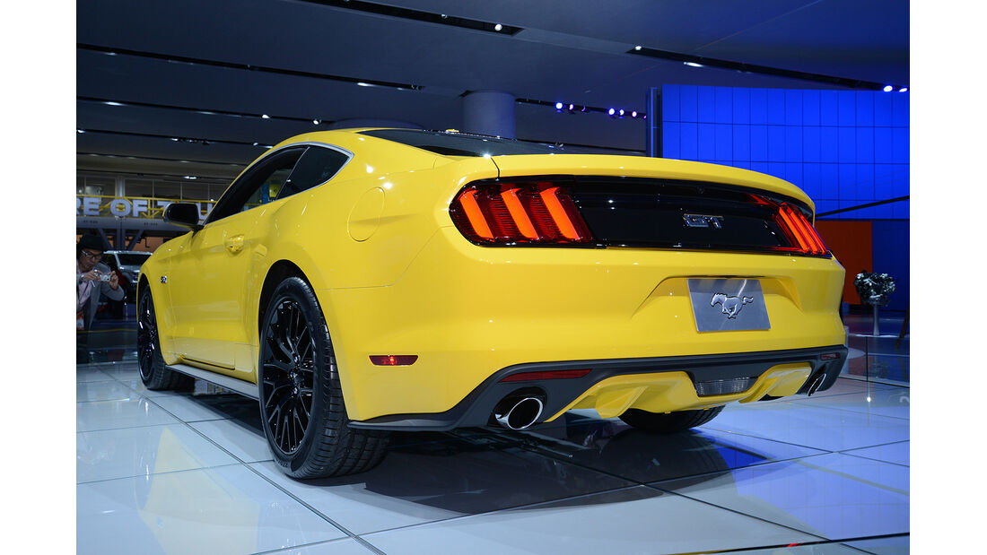 Ford Mustang 2014 Coupé