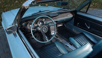 Ford Mustang 289 Convertible, Cockpit, Detail