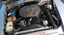 Ford Mustang 289 Convertible, Motorraum, Detail