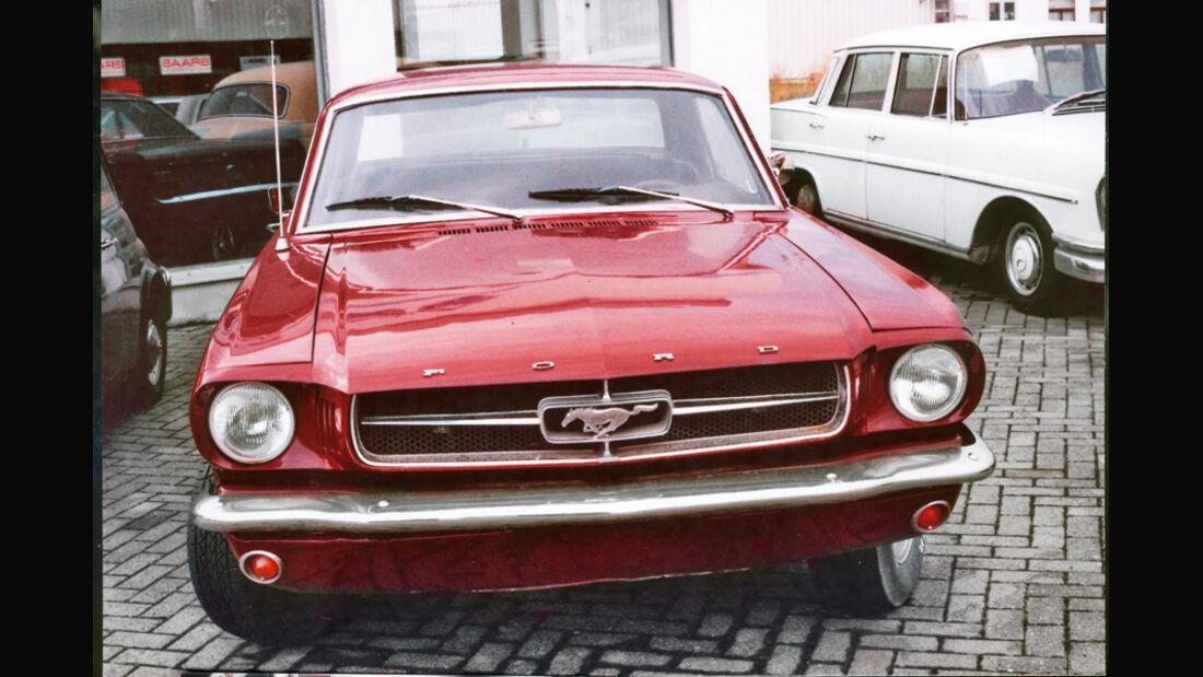 Ford Mustang 289 V8