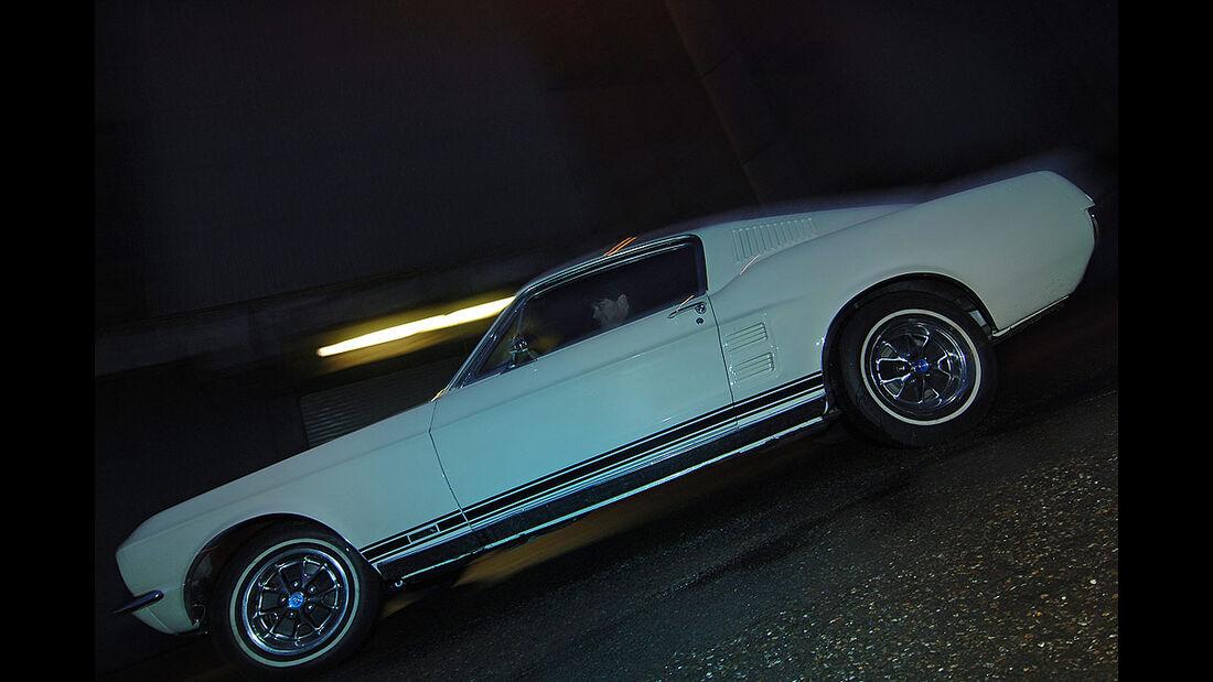 Ford Mustang 390 GTA Fastback