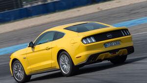 Ford Mustang 5.0 V