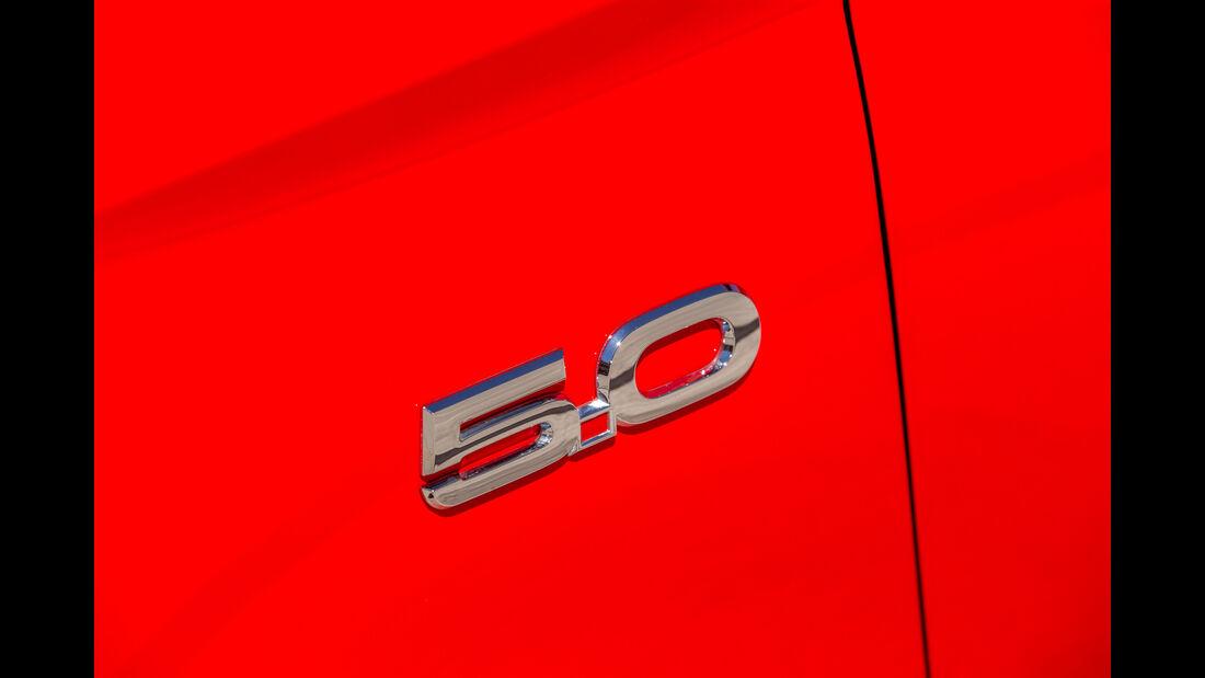 Ford Mustang 5.0 V8, Typenbezeichnung
