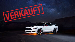 Ford Mustang Apollo-Edition 2015, NASA, EAA AirVenure