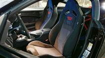 Ford Mustang Boss 302 Laguna Seca, SItze