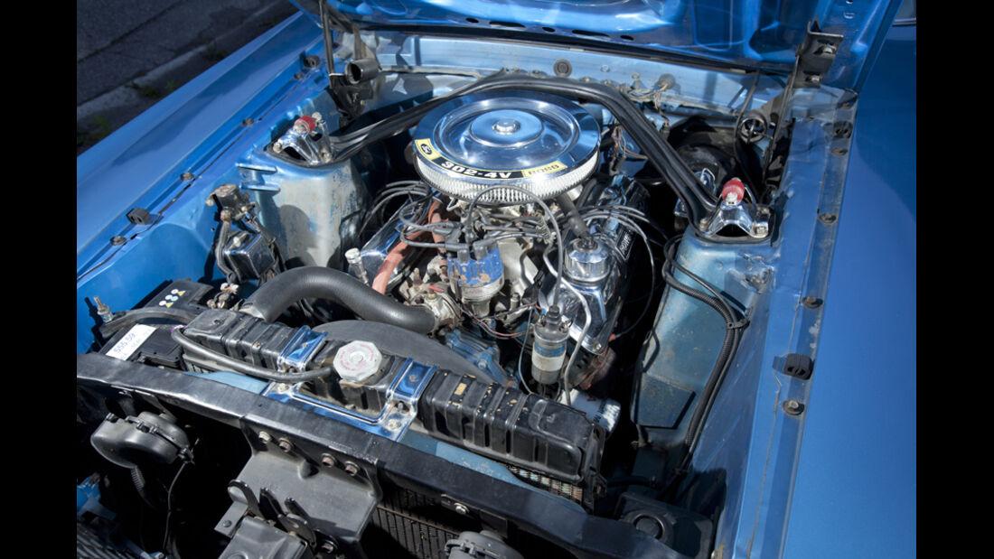 Ford Mustang Boss 302, Motor