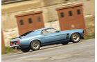 Ford Mustang Boss 302, Seitenansicht