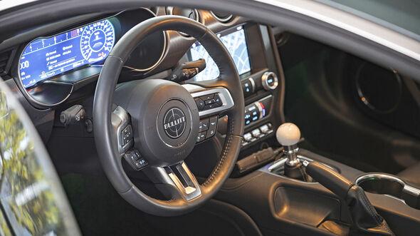 Ford Mustang Bullit, Einzeltest, spa0219