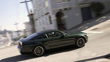 """Ford Mustang """"Bullitt"""""""