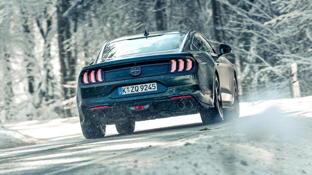 Ford Mustang Bullitt, Exterieur