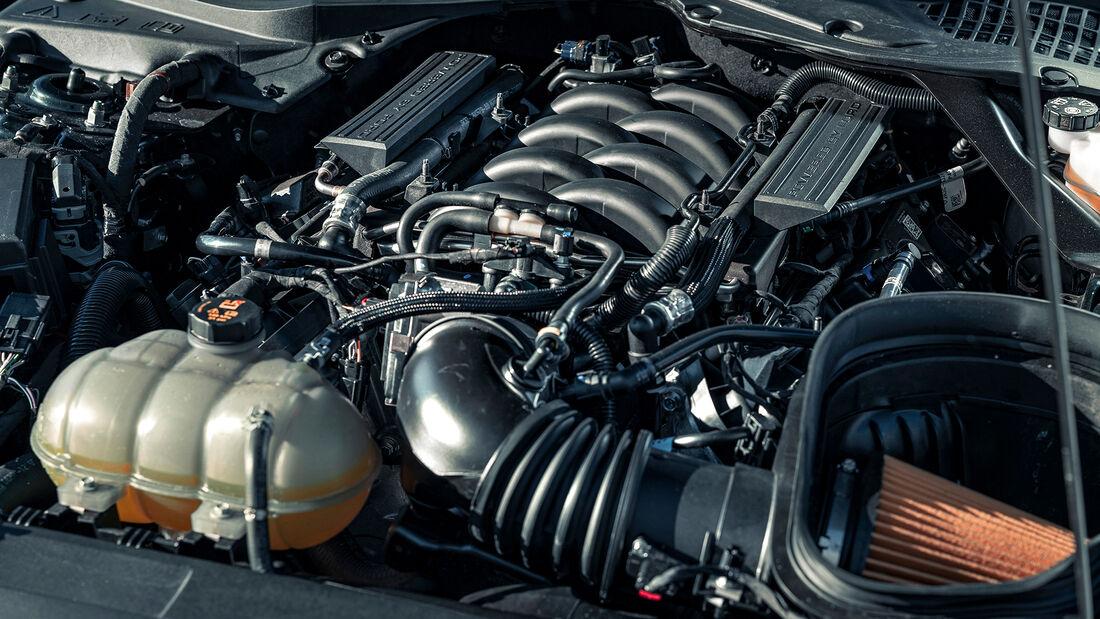 Ford Mustang Bullitt, Motor