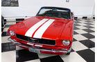 Ford Mustang Cabrio - Nelson Piquet - Autosammlung