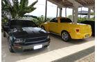 Ford Mustang & Chevrolet SSR - Nelson Piquet - Autosammlung