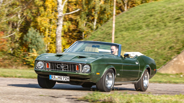 Ford Mustang Convertible, (1964-1973)