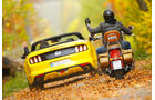 Ford Mustang Convertible 5.0 Ti-VCT V8, Indian Chief Vintage