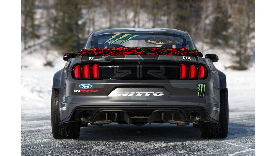 Ford Mustang Drift-Car