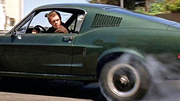 Ford Mustang Fastback, Bullitt