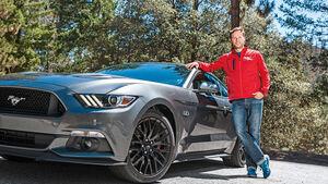 Ford Mustang, Frontansicht, Alexander Bloch