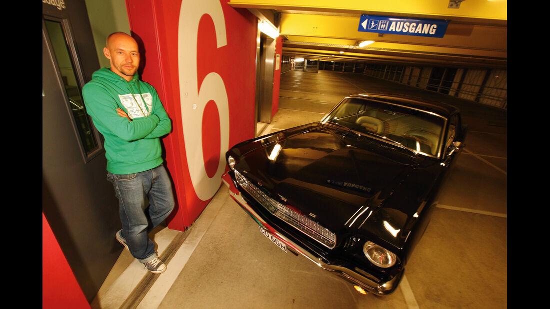 Ford Mustang, Frontansicht, Dani Heyne