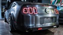 Ford Mustang GT 5.0 - Modelljahr 2013 - Torsten Meyer - Grafik-Künstler Rene Turrek