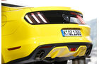 Ford Mustang GT 5.0 Ti-VCT V8, Heck, Heckleuchte