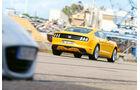 Ford Mustang GT 5.0 Ti-VCT V8, Heckansicht