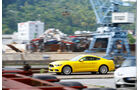 Ford Mustang GT 5.0 Ti-VCT V8, Seitenansicht