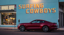 Ford Mustang GT 5.0 VCT V8, Seitenansicht