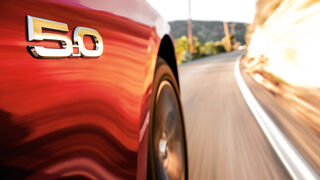 Ford Mustang GT 5.0 VCT V8, Typenbezeichnung